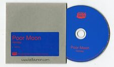Poor Moon - cd-PROMO - HOLIDAY © 2012 EU-1-Track-CD - Folk Rock -  Pop