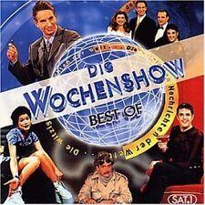 Die Wochenshow-Best of (SAT.1, 1998) Ricky's Popsofa, Sex Tv, Herbert Gör.. [CD]