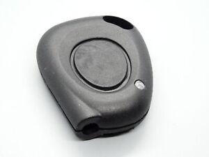 Clé 1 un Bouton Boîtier pour Renault Twingo Kangoo Laguna Megane