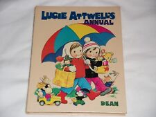 LUCY ATTWELL'S ANNUAL 1972 - ILLUSTRATED - 1ST UK HB - VG CONDITION