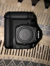 Canon EOS 1D mark IV Digital SLR 16.1MP With Charger And Battery 26k Shutter