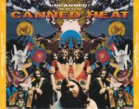 Canned Heat ‎– Uncanned! The Best Of Canned Heat [ 2XCD 2009 Blues Psychedelic ]
