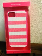 Victorias Secret Love Pink Case Cover For iPhone 4 4S Rubber Authentic Pink New