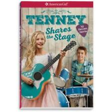 American Girl Tenney Shares the Stage Book - Genuine - See Description
