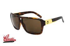 Dragon The Jam 22507-305 Matte Tortoise Frame with Bronze Lens Mens Sunglasses
