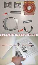 OEM Mopar Steering Pot Coupler Repair Kit  STOP  the SLOP© W/ Instructions