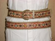 BRAND NEW COLOURFUL BUTTERFLY PATTERN LADIES BELTs