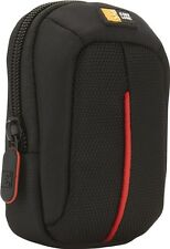 Case Logic DCB301 Compact Camera Case Black Small Protective Bag Holder