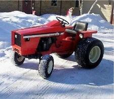 Allis Chalmers 616 620 718 720 Shop Service Repair Manual Lawn Garden Tractor CD