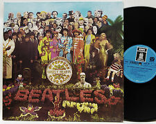 Beatles       Sgt. Peppers Lonely Hearts Club Band       EMI Odeon      NM #  1