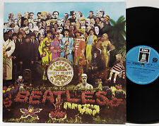 Beatles       Sgt. Peppers Lonely Hearts Club Band       EMI Odeon      NM #  39