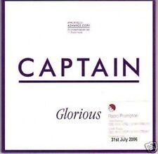 (H446) Captain, Glorious - DJ CD