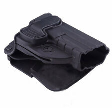 For Smith & Wesson M&P Right Hand Gun Holster Gloves Release Rapid 2 Paddle New