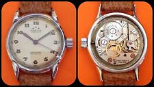 MARVIN-HERMETIC-vintage mechanical Manual Watch-cal.marvin 520 S-Swiss Made-rare