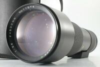 【As-Is in Case】Mamiya Sekor C 500mm f/5.6 Medium Format Lens for 645 JAPAN #463A