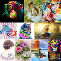 Full Drill DIY 5D Diamond Painting Embroidery Cross Stitch Home Wall Decor Craft