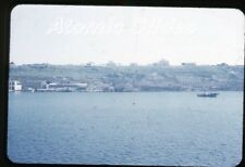 1950s red border Kodachrome photo slide Havana Cuba #9