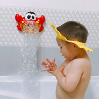 Crab Bath Toy For Toddlers Kids children With Water Cannon Scoop Wash Swim