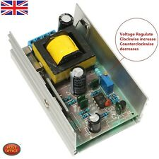 DC 12V 24V to DC 200-450V 70W High Voltage Converter Boost Step Up Power Supply