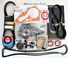 Timing Belt kit W/ NPW W/P & Valve Cover Gasket For 01-05  IS300 / 98-04  GS300
