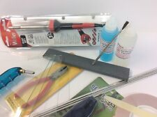 Stained glass tools / supplies starter kit Excellent value Kit