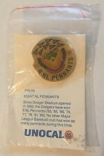 LOS ANGELES DODGERS Vintage PIN #6 UNOCAL76 Exclusive NEW
