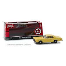 Dodge Monaco 1978 - greenlight 1/43