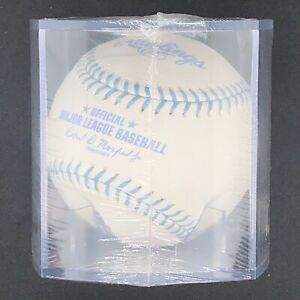 Rawlings Official Fathers Day Baseball MLB League Ball Sealed/ Cubed RARE PEARL!