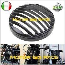 """Griglia Faro Harley Davidson 5,75"""" 5 3/4 XL1200 XL883 Sportster R 48 Iron M117"""