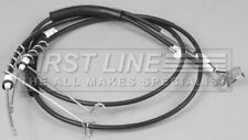FORD TRANSIT Handbrake Cable Rear 1.8 1.8D 02 to 06 Hand Brake Parking Firstline