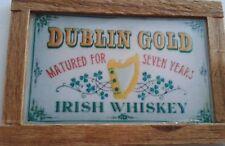 Dolls House Dublin Gold Irish Whiskey Picture