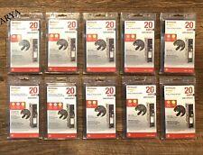 10 Pcs Square D Homeline Hom120pcafi Hom120pcafic Arc Fault 20a Plug In