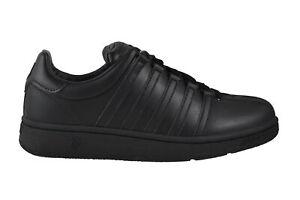 K-Swiss Classic VN Black Zapatos Negros 93343 001 M