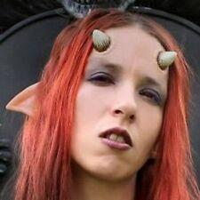 Imp Horns Prosthetic for LARP or Fancydress