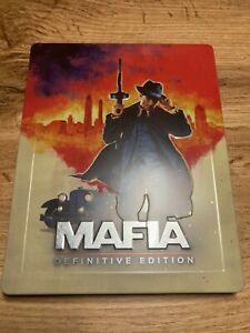 Mafia Definitive Edition Collector's - new steelbook *RARE*
