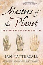 Masters Of The Planet: Search For Our Humano Origins (Macmillan Science) por T