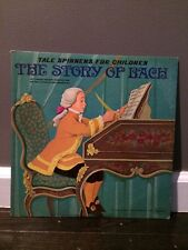 The Famous Theatre Company-The Story Of Bach LP, United Artists Records