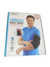 HoMedics Cordless Body Wrap with Heat and Vibration New In Box