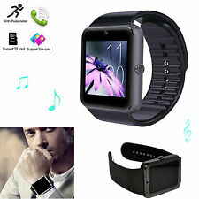 Bluetooth Smart Watch Phone GSM SIM For Mobile Phone Samsung S7 S6 J3 J5 Note 5
