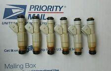 6 - BOSCH 36lb Fuel Injectors VW VR6 Porsche 911 BMW M3 M30 E30 E28 E36 M50
