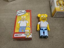 Medicom Be@rbrick The Simpsons Bearbrick Homer Simpson 400%