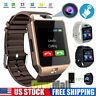 NEW Bluetooth Smart Watch&Phone with Camera For iPhone iOS Samsung LG HTC Google