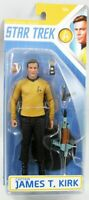 McFarlane Toys Captain James T Kirk Star Trek Action Figure Series 1 7-Inch