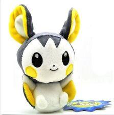"7"" / 18cm Emolga Emonga Pokemon Soft Plush Toy Doll For Kids Gift"
