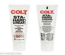 COLT Sta Hard Cream! Male Enhancer,Strongest Formula,2oz Tube,Used By The Pros!