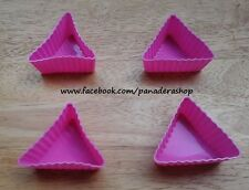 Triangle Bento Tools Puto Jelly Cupcake Chocolate Baking Pan Molder Mold Cups