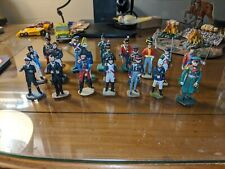 lot of 19 lead figures hand painted Imrie Risley Valiant mostly soldiers