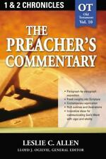 The Preacher's Commentary: 1, 2 Chronicles Vol. 10 by Leslie C. Allen (2004, Pa…