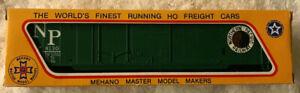 MEHANO HO Box Car - Northern Pacific