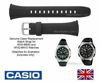 Genuine Casio Watch Strap Band WVA-M640 WVA-M640B WVA-M650 WVQ-M410 - 10408444
